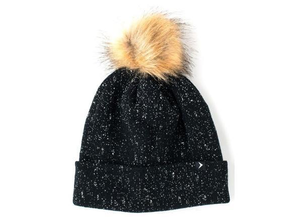 Женская зимняя шапка Outhorn W HOZ17-CAD609 черная