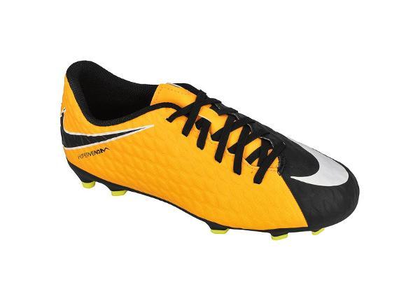 Lasten jalkapallokengät Nike Hypervenom Phade III FG Jr 852580-801