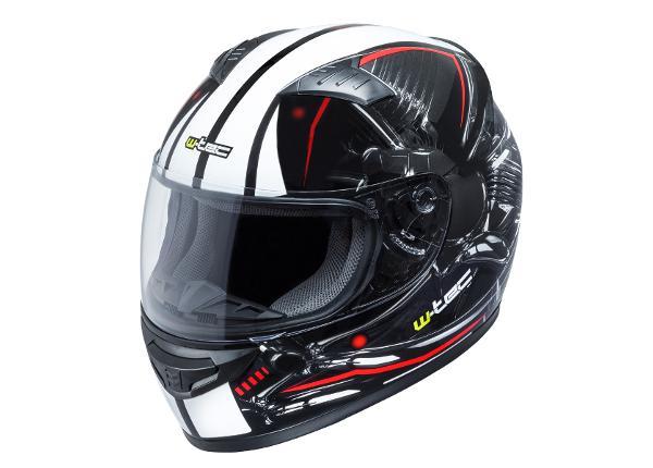 Mootorratta kiiver Helmet W-TEC FS-805