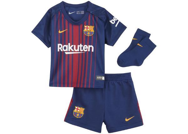 Jalgpalliriiete komplekt lastele Nike FC Barcelona Kids 847319-456