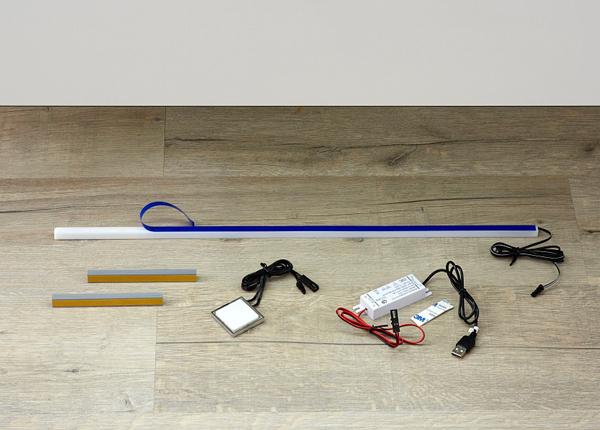 LED освещение с аккумулятором, для шкафа Balu