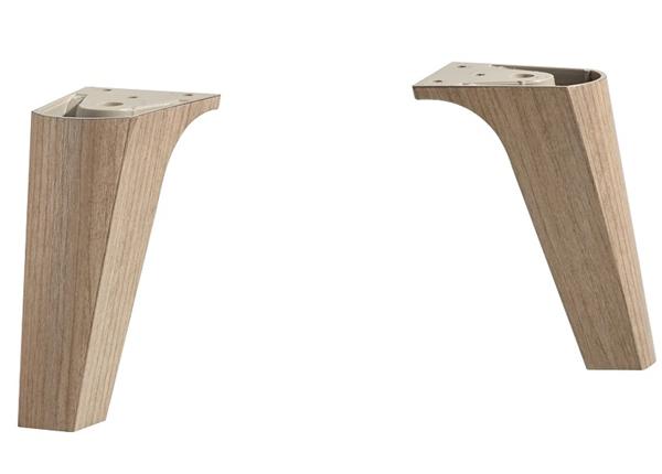 Ножки для шкафов из серии Buca, 2 шт CD-203456