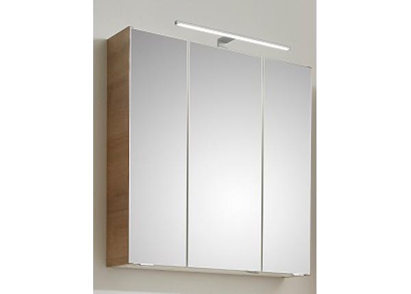 Peilikaappi LED-valaistuksella Buca
