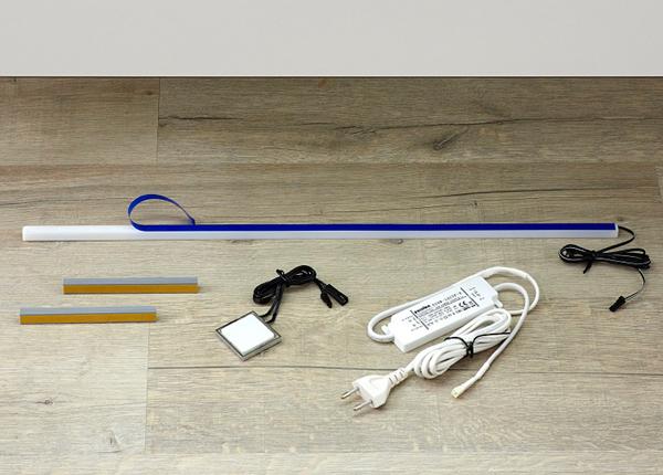 LED освещение с с трансформатором, для шкафа Capri