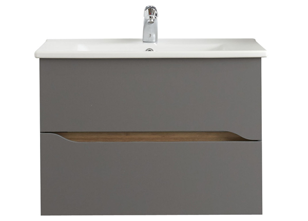Шкаф под раковину + керамическая раковина Capri CD-203492