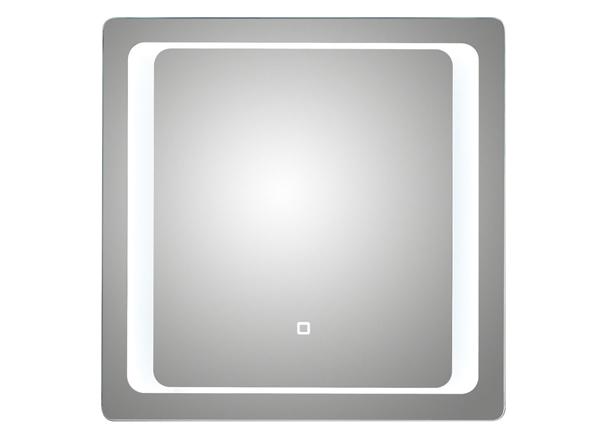 Peili LED-valaistuksella Capri 70x70 cm