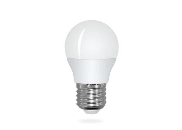 LED pirn E27 6 W 3 tk