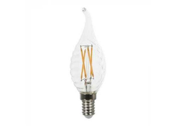 Светодиодная лампа E14 4 Вт 3шт