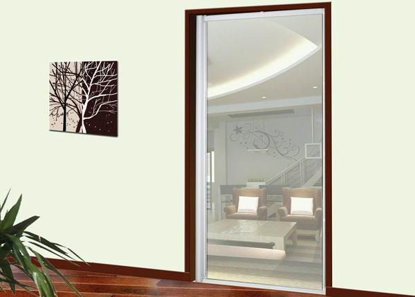 Роллетная москитная сетка на дверную раму 150x230 см