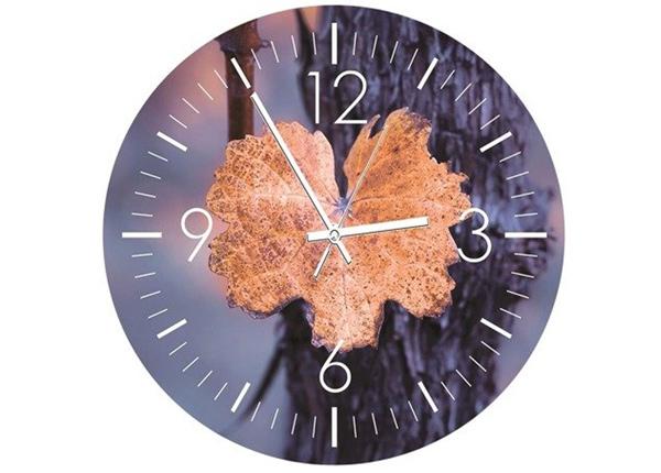 Настенные часы с изображением Autumn