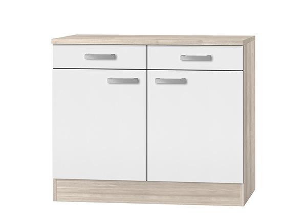 Alumine köögikapp Genf 100 cm SM-208905