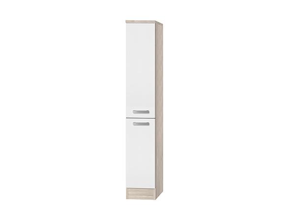 Poolkõrge väljatõmmatav köögikapp Genf 30 cm