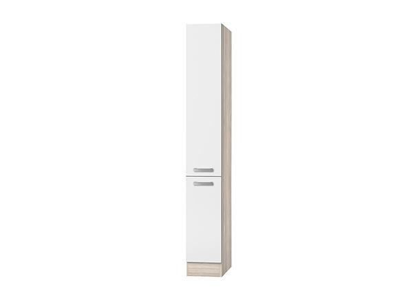 Kõrge väljatõmmatav köögikapp Genf 30 cm