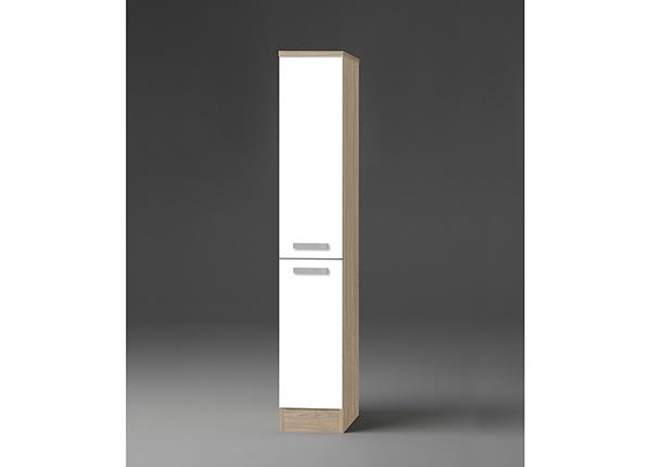 Полувысокий выдвижной кухонный шкаф Zamora 30 cm