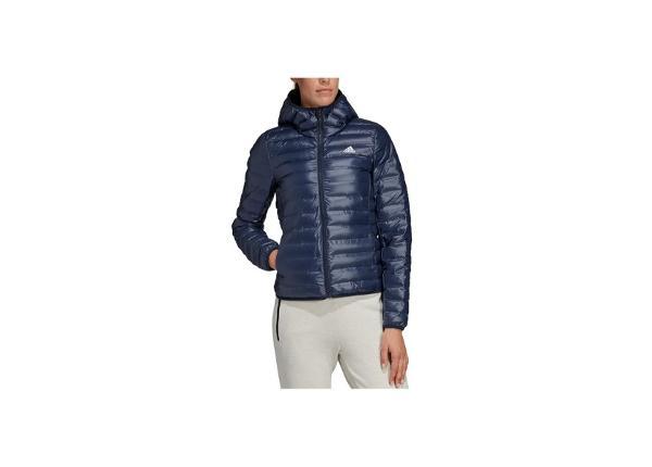 Naisten untuvatakki Adidas Varilite Ho Jacket W DX0779