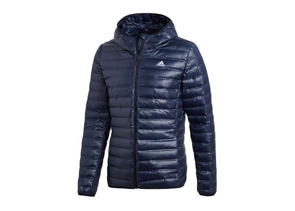 Miesten untuvatakki Adidas Varilite Hooded Jacket M DX0785