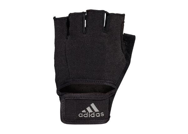 Miesten treenihanskat Adidas Climalite Versatile M CF6136