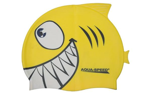 Lasten uimalakki Aqua-Speed SHARK 5