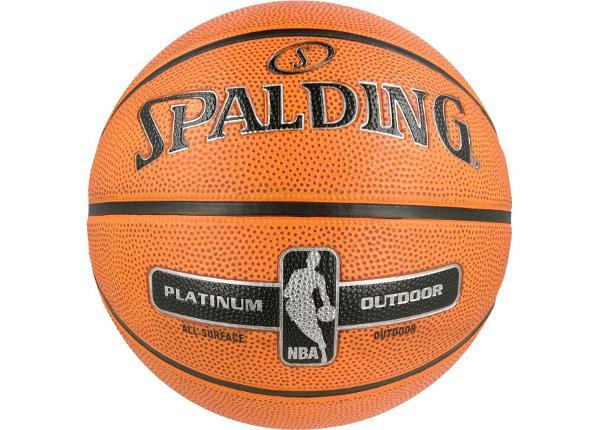 Korvpall Spalding NBA Platinum Outdoor 2017