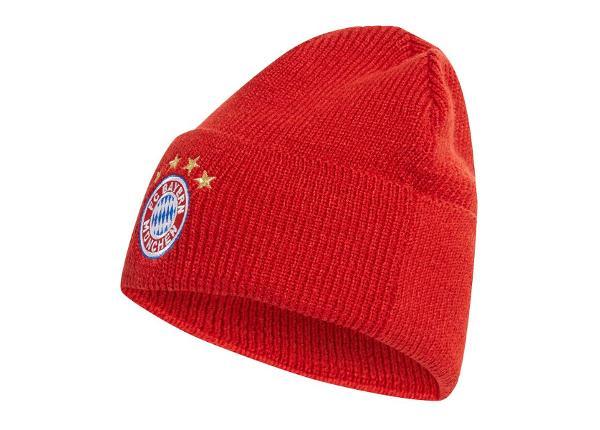Зимняя шапка adidas Bayern Munich Woolie DY7680