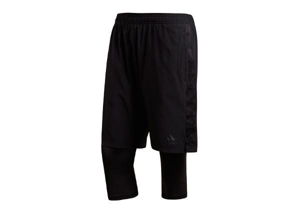 Miesten treenishortsit / alushousut adidas Tango Short M CW7434