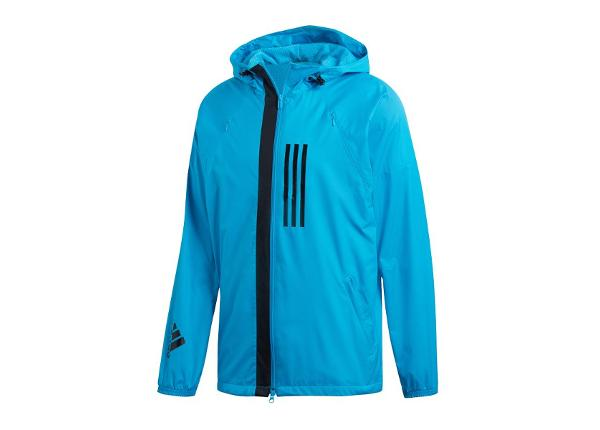 Мужская ветровка adidas W.N.D. JKT Fleece-Lined M DZ0053