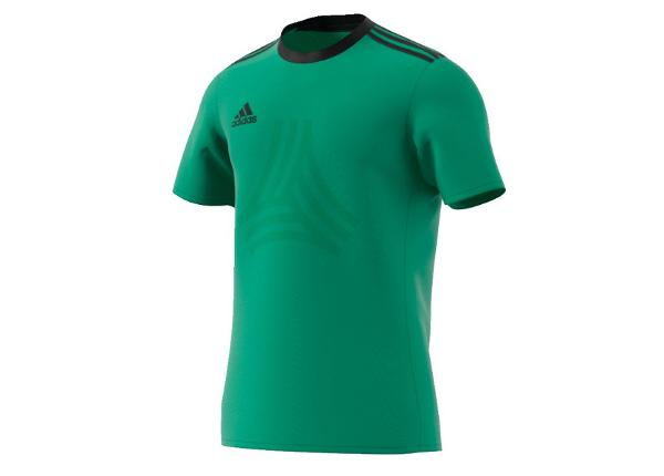 Miesten treenipaita adidas Tango Logo Tee T-shirt M AZ9742