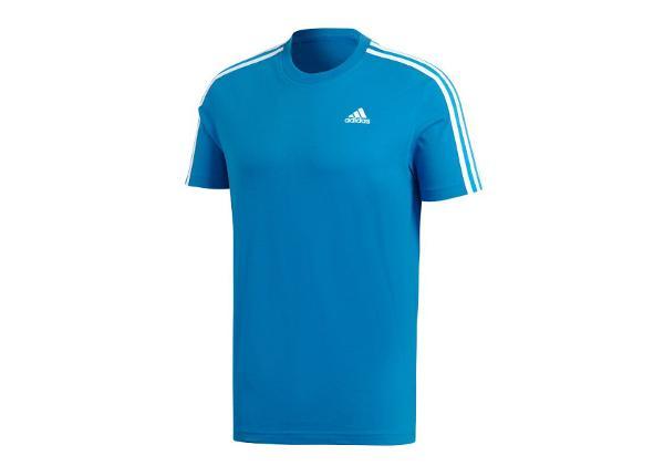 Miesten treenipaita adidas T-shirt Essentials 3-stripes Tee M CZ7344