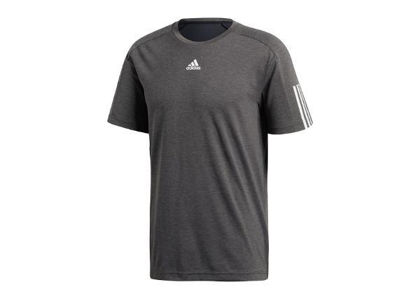 Miesten treenipaita adidas ID Stadium 3-Stripes T-shirt M CY9888