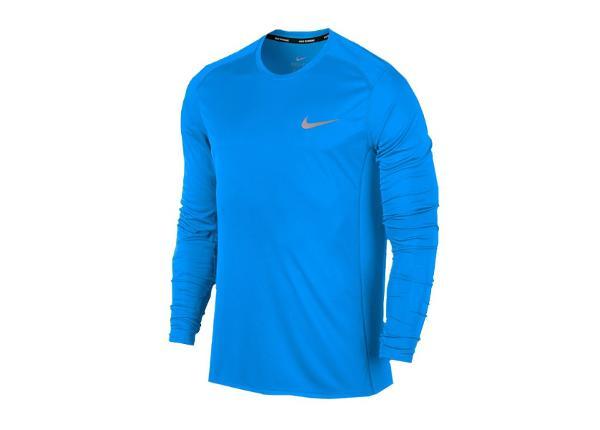 Miesten treenipaita Nike Dry Miler Long Sleeve M 833593-435