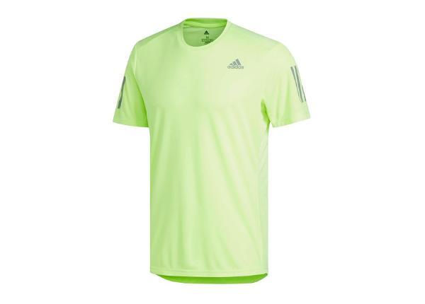 Miesten treenipaita adidas OWN Run Tee T-shirt M DX1316