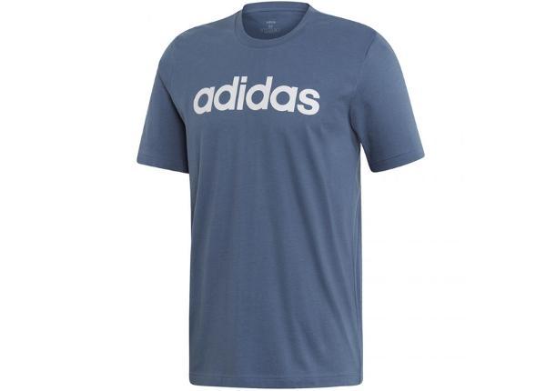 Miesten t-paita adidas Essentials Linear Tee M FI0864