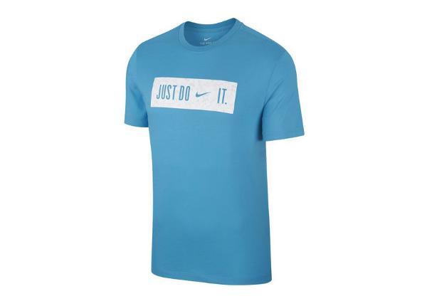 Miesten treenipaita Nike Dry Tee Block 2.0 M BQ1851-433