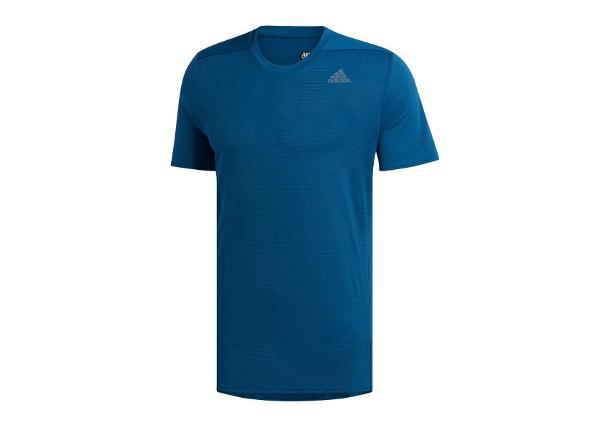Miesten treenipaita adidas Supernova Tee T-shirt M DQ1891