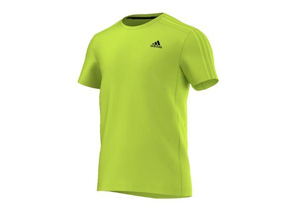 Miesten treenipaita adidas T-shirt Essentials 3-stripes M AP1213