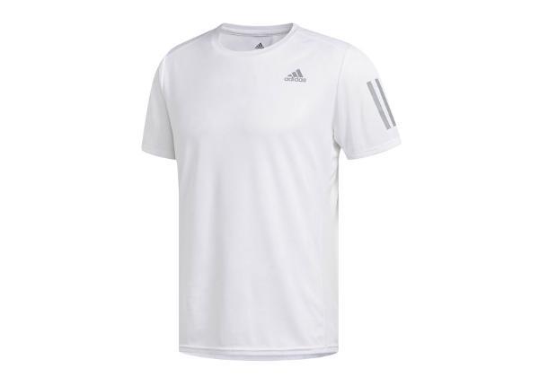 Miesten treenipaita adidas Response Tee SS T-shirt M CF2102