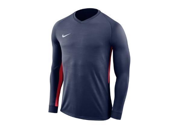 Miesten treenipaita Nike Dry Tiempo Prem Jersey M 894248-410