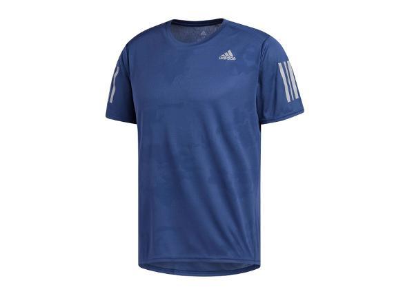 Miesten treenipaita adidas Response Tee SS T-shirt M CF2106