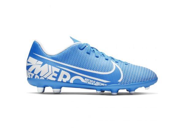 Jalgpallijalatsid lastele Nike Mercurial Vapor 13 Club FG/MG JR AT8161-414