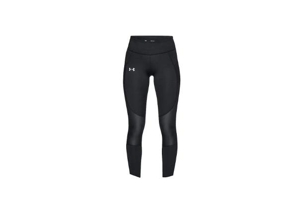 Naisten pitkät treenileggingsit Under Armour Speedpocket Run Crop W 1323044-001