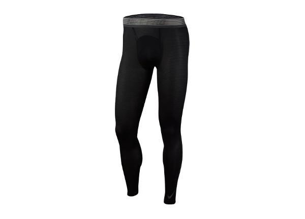 Miesten pitkät treenileggingsit Nike Pro Brt Tight M AO1797-010