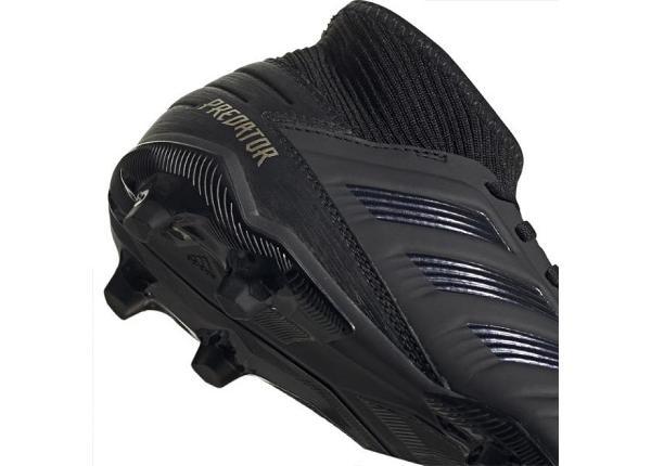 Jalgpallijalatsid lastele adidas Predator 19.3 FG Jr G25794