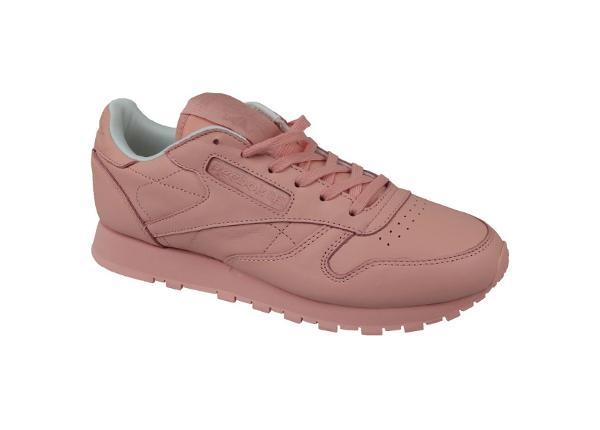 Naisten vapaa-ajan kengät Reebok x Spirit Classic Leather W BD2771