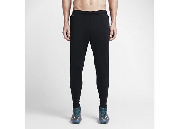Miesten pitkät jalkapallohousut Nike STRIKE Pants WP WZ M 688393-011