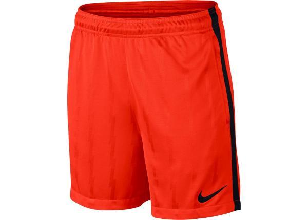 Laste lühikesed jalgpallipüksid Nike Dry Squad Jacquard Junior 870121-852