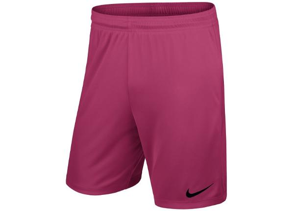 Laste lühikesed jalgpalli püksid Nike Park II Junior 725988-616