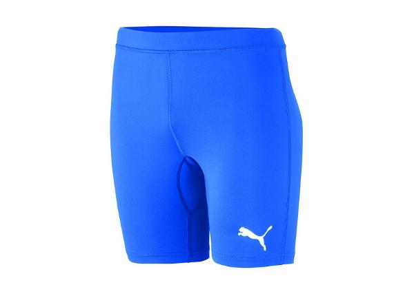 Lasten urheilu alushousut Puma LIGA Baselayer Short Tight Junior 655937 02