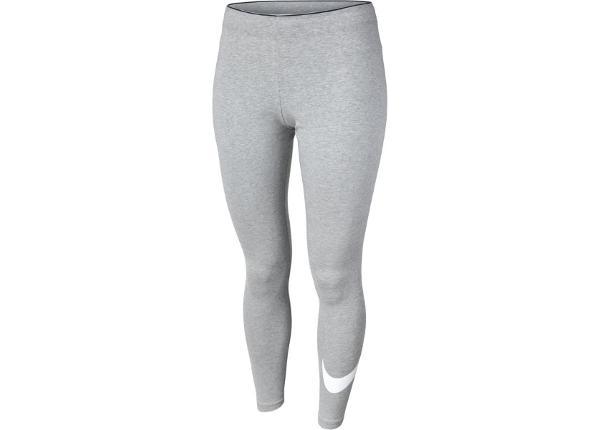 Naisten urheiluleggingsit Nike Sportwear Club Legging Logo 2 W 815997-063