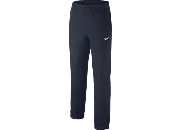 Lasten verryttelyhousut Nike Sportswear N45 Brushed-Fleece Junior 619089-451