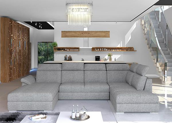 Угловой диван-кровать с ящиком TF-211333